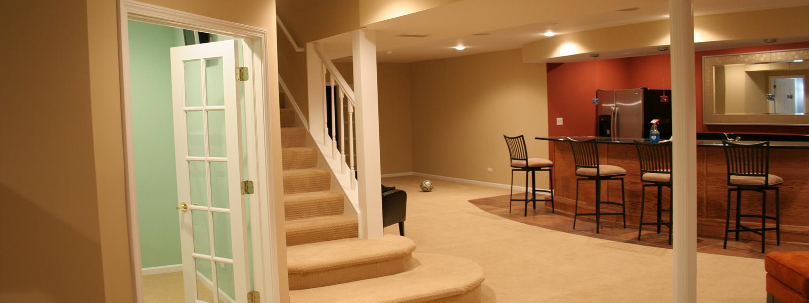 reliable basement finishing basement finishing and remodeling